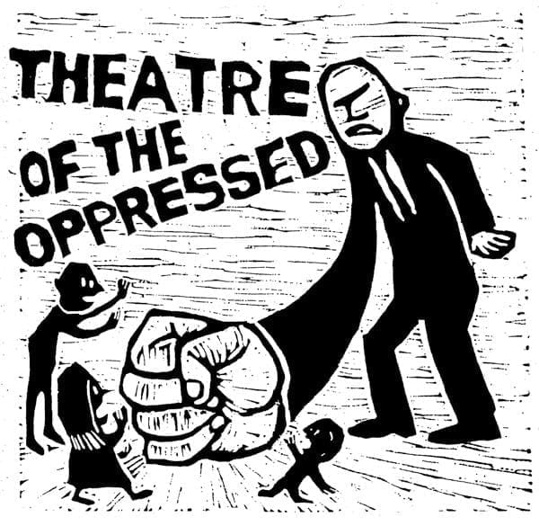 Alum John Eichenberger Uses Boal's Theater of the Oppressed in Counseling Practice